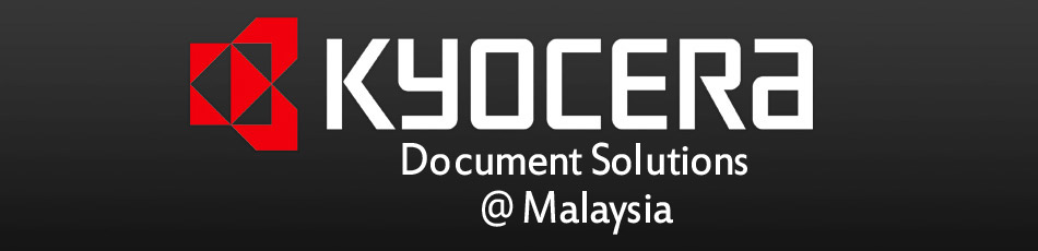 Welcome to KYOCERA Document Solutions @ Malaysia Website